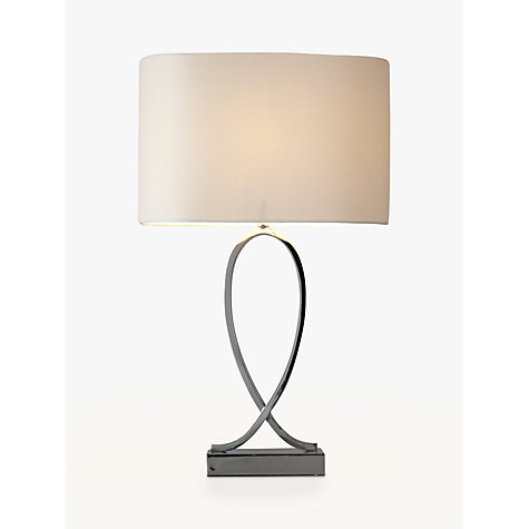 Buy John Lewis New Tom Table Touch Lamp, Chrome Online at johnlewis.com