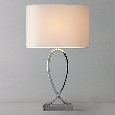 Lovely Epic Buy John Lewis New Tom Table Touch Lamp Chrome Online At Johnlewis