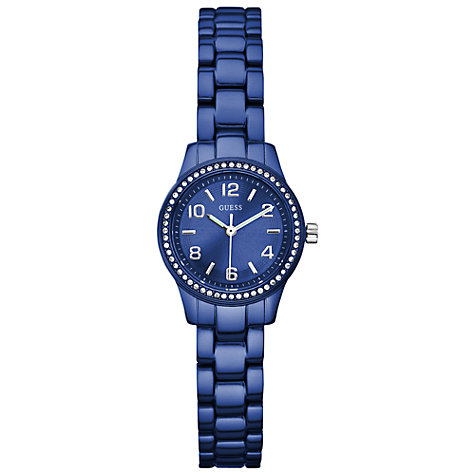 Buy Guess Women's Micro Mini Bracelet Watch Online at johnlewis.com