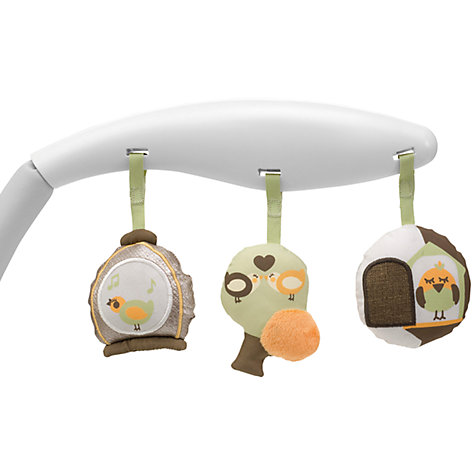 Buy Chicco Mia Bouncer, Chick to Chick Online at johnlewis.com