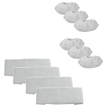 Buy Polti Cloths and Sockettes, Pack of 10 Online at johnlewis.com