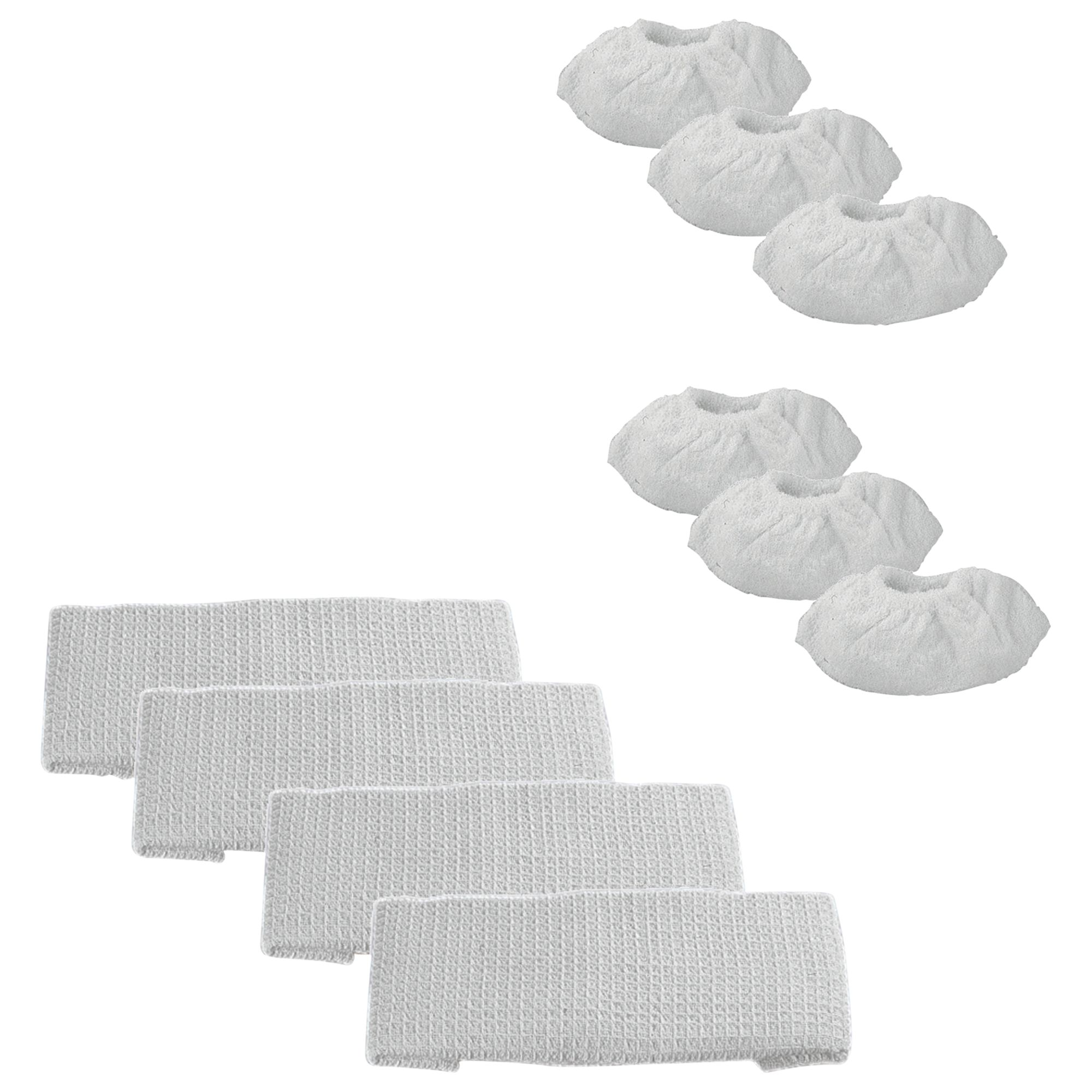 Polti Polti Cloths and Sockettes, Pack of 10