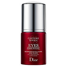 Buy Dior Capture Total Eyes Essential, 15ml Online at johnlewis.com