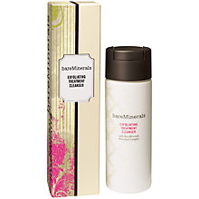 Buy bareMinerals Exfoliating Treatment Cleanser, 70g Online at johnlewis.com