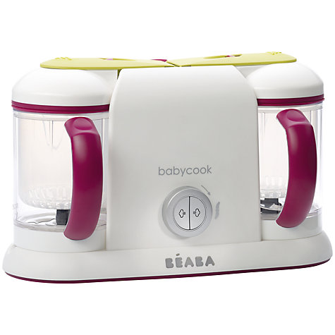 Buy Beaba Babycook Duo Steamer Blender Online at johnlewis.com