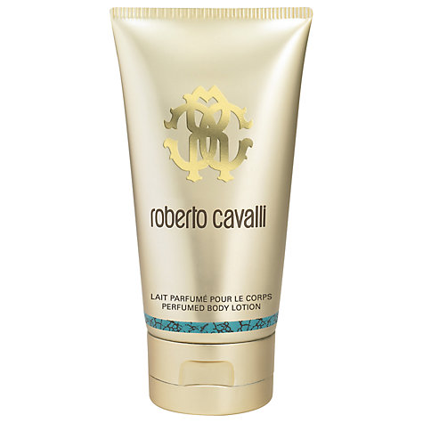 Buy Roberto Cavalli Perfumed Body Lotion, 150ml Online at johnlewis.com