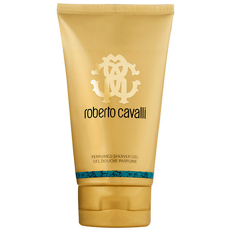 Buy Roberto Cavalli Perfumed Shower Gel, 150ml Online at johnlewis.com