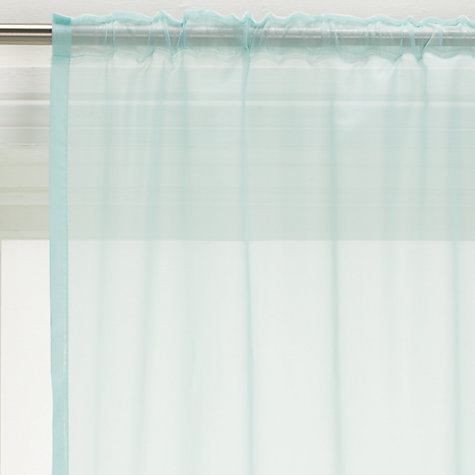 Buy John Lewis Spectrum Slot Top Voile Panel Online at johnlewis.com