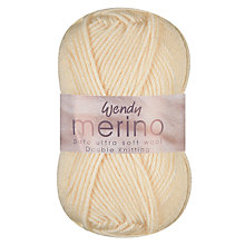 Buy Wendy Merino DK Yarn Online at johnlewis.com