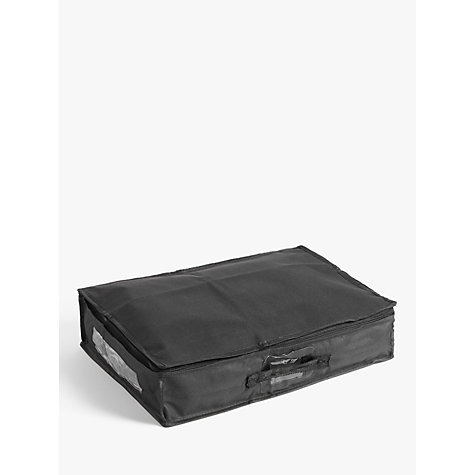 Buy John Lewis Sweater Bag, Black Online at johnlewis.com