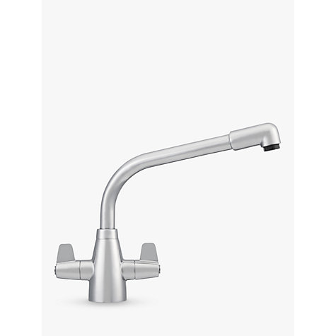 Buy Franke Davos Tap, Silk Steel Online at johnlewis.com