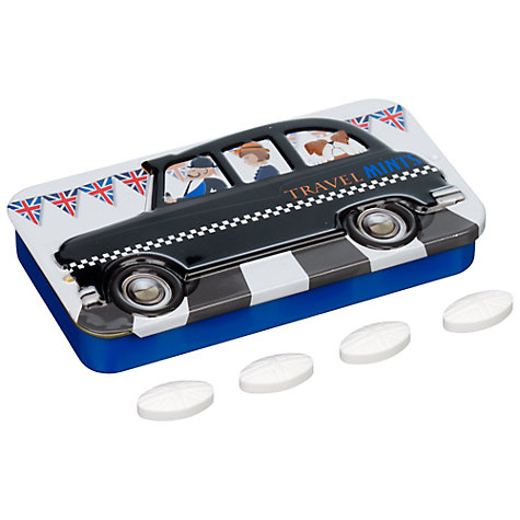 Buy Black Cab Mint Tin, 50g Online at johnlewis.com