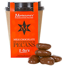Buy Montezuma's Milk Chocolate Butterscotch Pecans, 130g Online at johnlewis.com