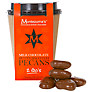 Montezuma Milk Chocolate Butterscotch Pecans, 130g