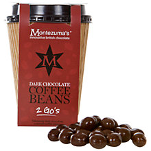 Buy Montezuma Dark Chocolate Coffee Beans, 130g Online at johnlewis.com
