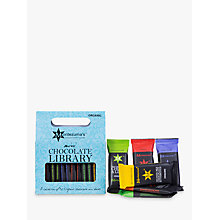 Buy Montezuma's Mini Chocolate Bar Library, 360g Online at johnlewis.com