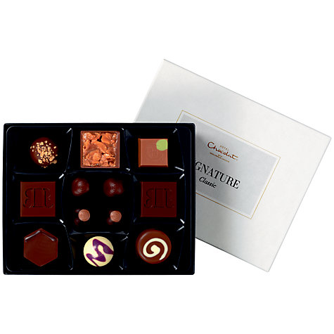 Buy Hotel Chocolat Signature Classic Chocolates, 120g Online at johnlewis.com