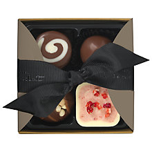 Buy Hotel Chocolat Everything Chocolate Selection, Box of 4, 48g Online at johnlewis.com