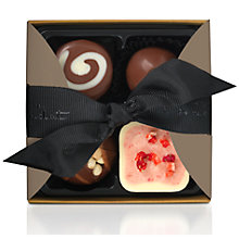 Buy Hotel Chocolat Everything Chocolate Selection, Box of 4, 45g Online at johnlewis.com