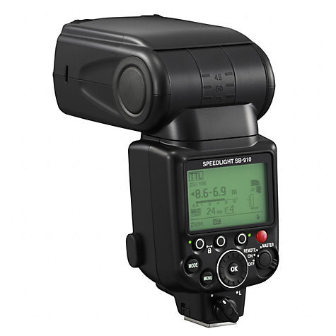 Buy Nikon SB-910 AF Speedlight Online at johnlewis.com