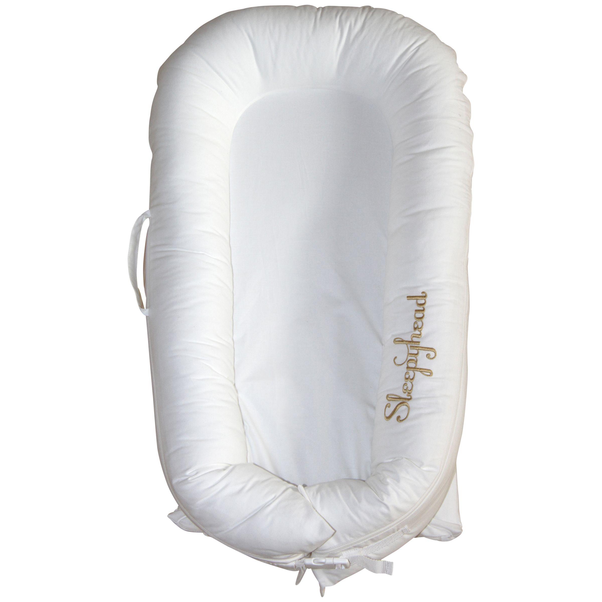Sleepyhead Sleepyhead Deluxe Portable Baby Pod, White