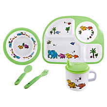 Buy Martin Gulliver Elephant Dinner Set Online at johnlewis.com