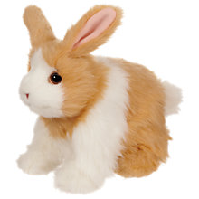 Buy FurReal Hop 'n' Cuddle Bunny, Assorted Online at johnlewis.com