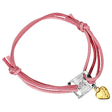 Buy Chambers & Beau Personalised ID Bracelet, Mini Online at johnlewis.com