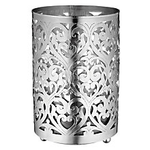 Buy John Lewis Vine Cutwork Candle Holder, Medium Online at johnlewis.com