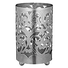Buy John Lewis Vine Cutwork Candle Holder, Small Online at johnlewis.com
