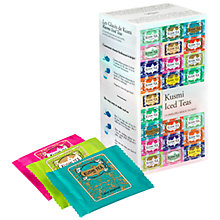 Buy Kusmi Iced Tea Selection, Box of 24, 52g Online at johnlewis.com