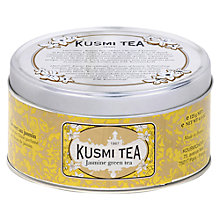 Buy Kusmi Tea Green & Jasmine Loose Leaf Tin, 125g Online at johnlewis.com