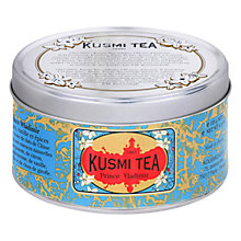 Buy Kusmi Tea Prince Vladimir Loose Leaf Tin, 125g Online at johnlewis.com