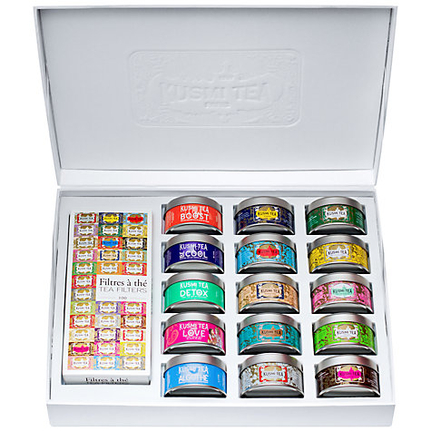 Buy Kusmi Tea 'The Collection' Tea Sampler Gift Set Online at johnlewis.com