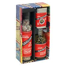 Buy Il Boschetto Grigliata Italian Sea Salt & Spices Set, 485g Online at johnlewis.com