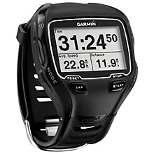 Buy Garmin Forerunner 910XT Multisport Watch Online at johnlewis.com