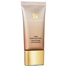 Buy Estée Lauder Matte Perfecting Primer, 30ml Online at johnlewis.com