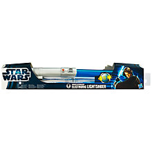 Buy Star Wars Electronic Lightsaber, Assorted Online at johnlewis.com