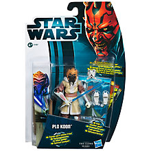 Buy Star Wars The Clone Wars Figure, Assorted Online at johnlewis.com