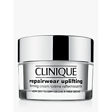 Buy Clinique Repairwear Uplifting Firming Cream - Skin Type 1, 50ml Online at johnlewis.com