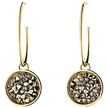 Buy Dyrberg And Kern Janessa Drop Earrings, Gold Online at johnlewis.com