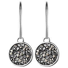 Buy Dyrberg/Kern Janessa Sterling Silver Drop Earrings, Silver Online at johnlewis.com