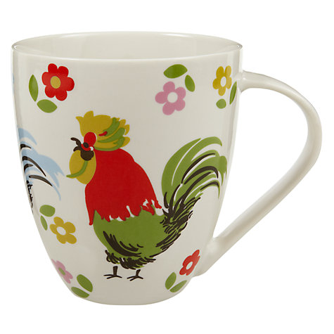 Buy Cath Kidston Crush Mug, Chicken Online at johnlewis.com