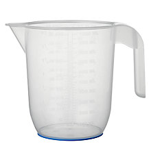 Buy John Lewis Measuring Jug, 0.5L Online at johnlewis.com