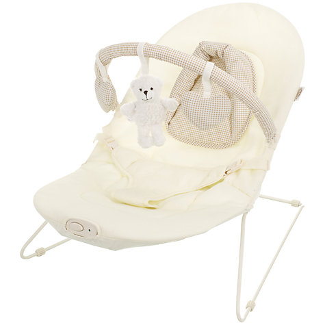 Buy Obaby Vibrating Bouncer Online at johnlewis.com