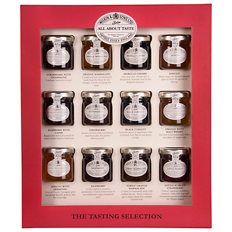 Buy Tiptree Jam Tasting Selection, 480g Online at johnlewis.com