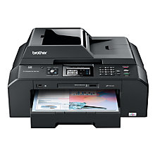Buy Brother MFC-J5910DW Wireless All-in-One A3 Colour Inkjet Printer Online at johnlewis.com