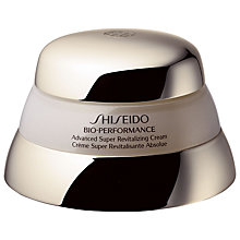 Buy Shiseido Bio-Performance Advanced Super Revitalizing Cream, 50ml Online at johnlewis.com