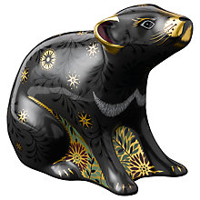 Buy Royal Crown Derby Tasmanian Devil Paperweight Online at johnlewis.com