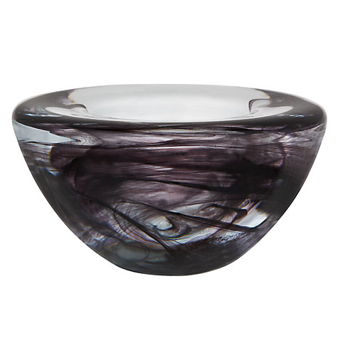 Buy Kosta Boda Atoll Tealight Holder, Dia.11.5cm Online at johnlewis.com